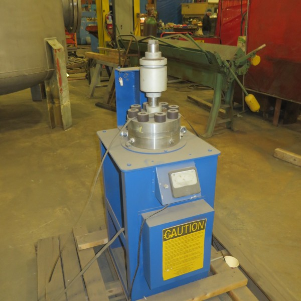 1 Gallon 2600 PSI 316 Stainless Steel High Pressure Vessel