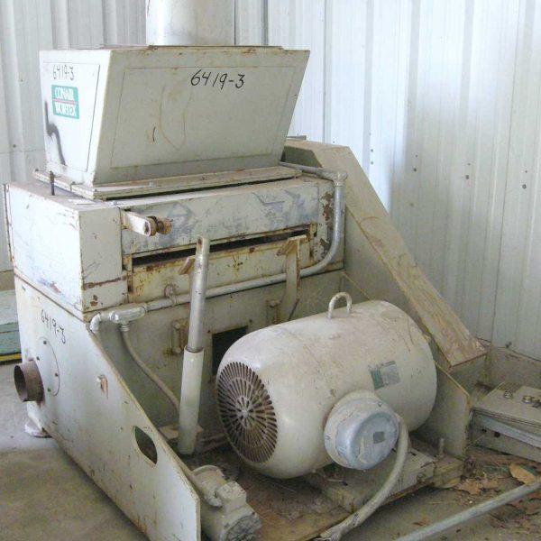 39 HP 12″ x 24″ Conair Granulator