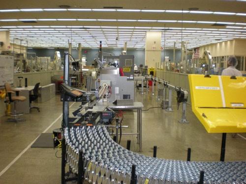 3/4″ Wide Flex Link Table Top Conveyor Sections