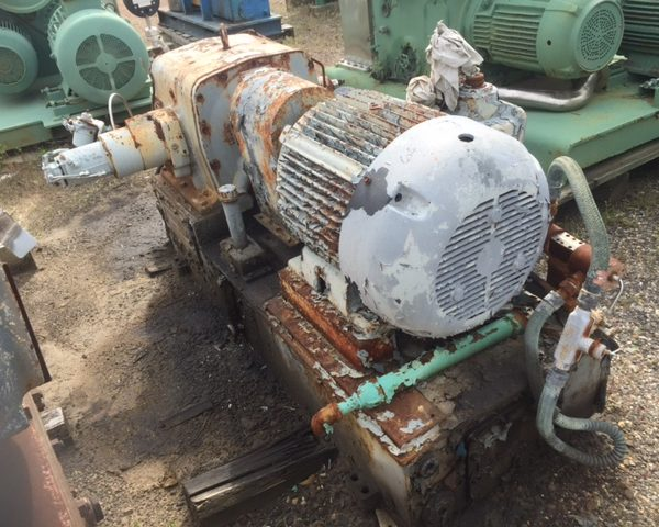OIL GEAR PUMP HYD DRIVE