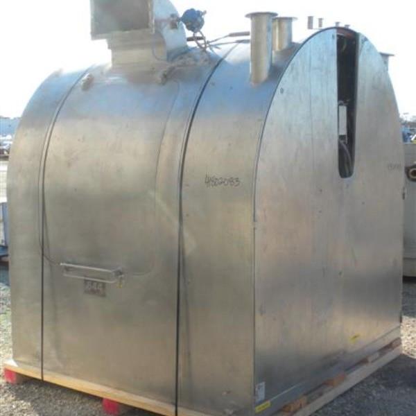 GLATT MDL GC-X-1500 60″ 316SS