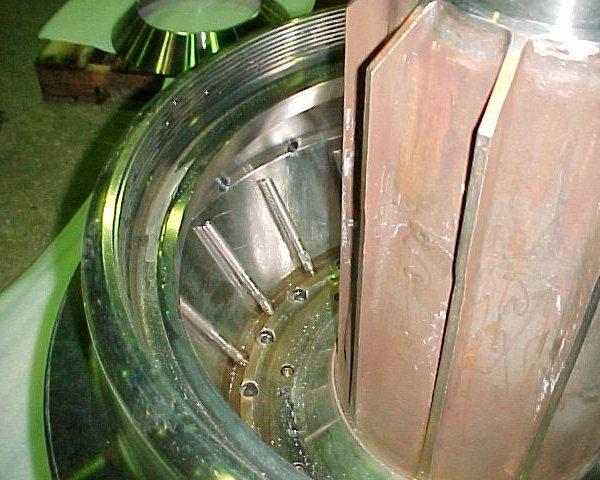 Dorr Oliver PCH-30 Nozzle Centrifuge