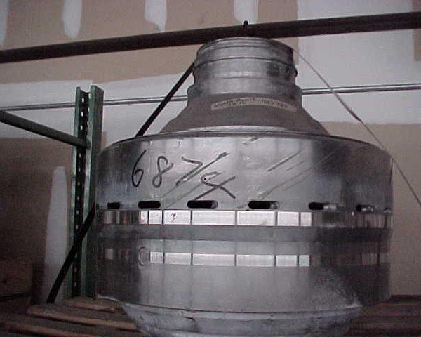 WESTFALIA     MSA45-06-076 STAINLESS STEEL