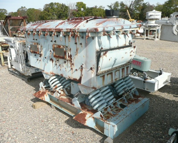 "2'10"" X 6′, 3-Deck, 1/2 HP, Stainless Steel Kinergy Model KDSN30SD Screener"