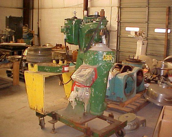 Sharples Model AS16  Stainless Steel Separator