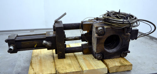 2.5″ Hydraulic Screen Changer