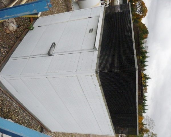 35 Tons Edwards Air Cooled Chiller System