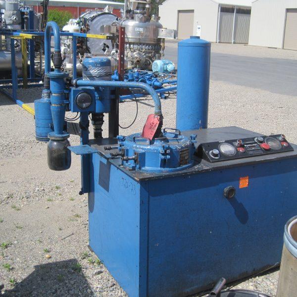 16″ Dia. Alpine Stainless Steel Spiral Jet Mill