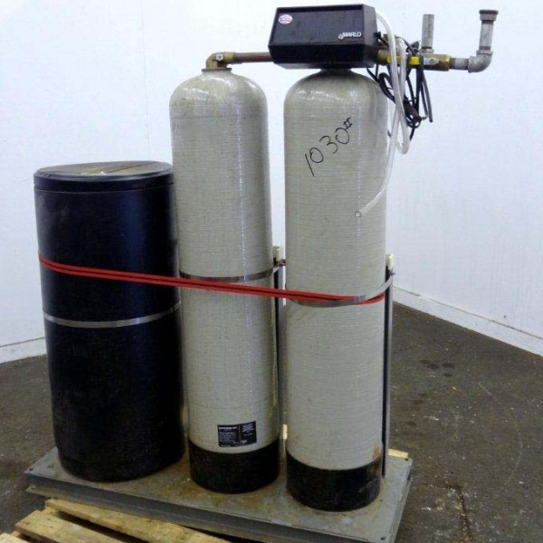 MARLO MAT-60M-1 WATER SOFTENER SYSTEM