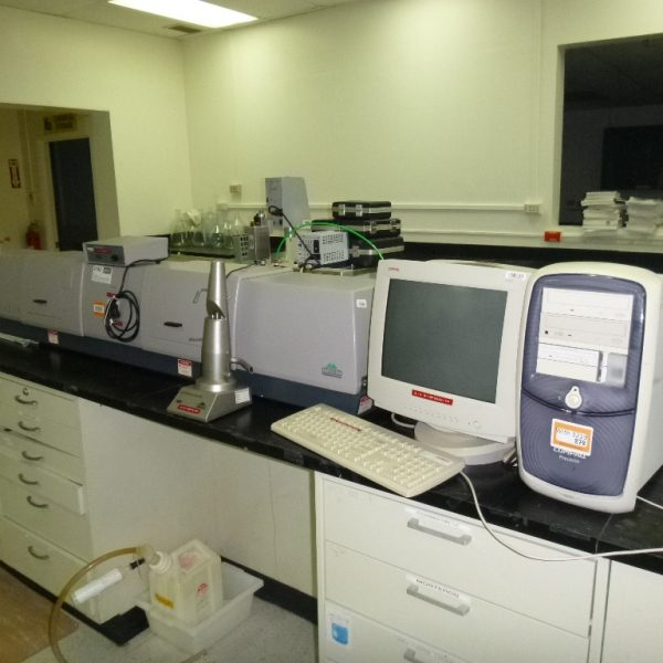 PARTICLE COUNTER MALVERN MMS TYPE 2000