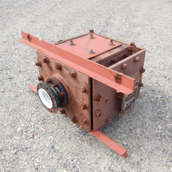 85 Sq. Ft. Graphilor Block Heat Exchanger