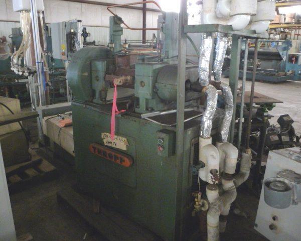 12″ x 6″ Thropp Laboratory 2-Roll Mill