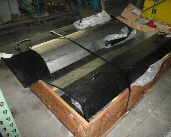 Davis Standard Barrel Covers