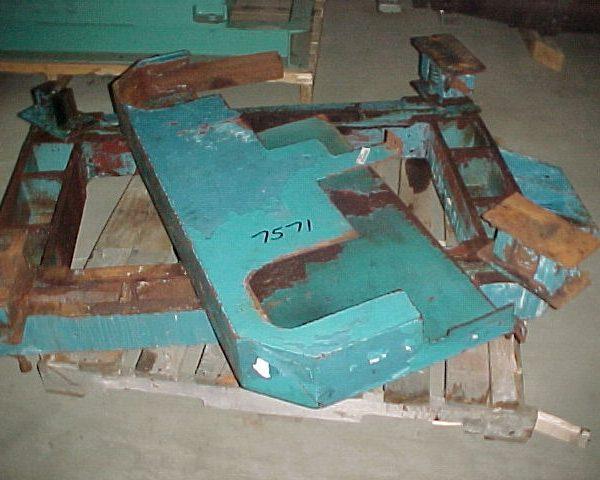 Bird 12″ X 30″ Stainless Steel Decanter Centrifuge