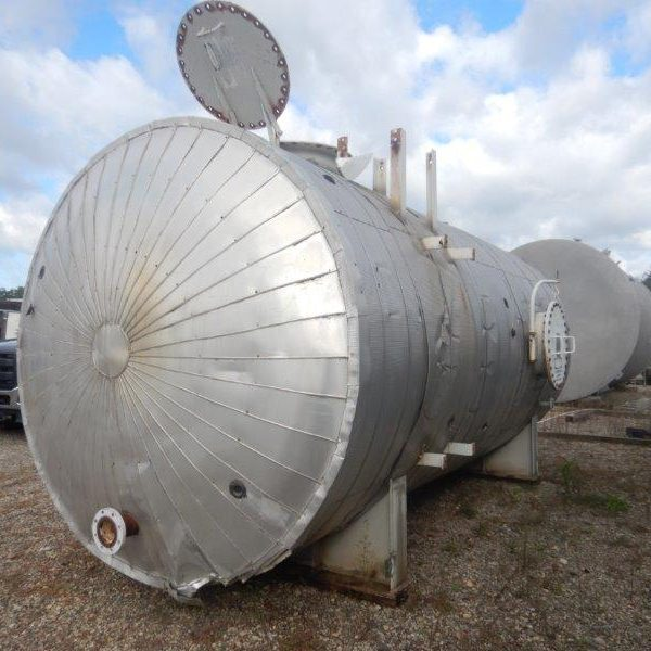 6000 Gallon Epoxy Lined Carbon Steel Storage Tank