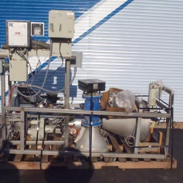 LAB MIXER PNEUMATIC PROP