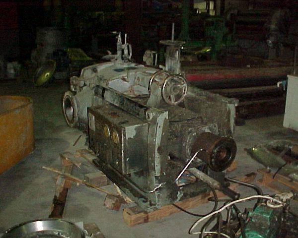 Jylhavaara Model 250 Jumbo Fiberizer/Deflaker