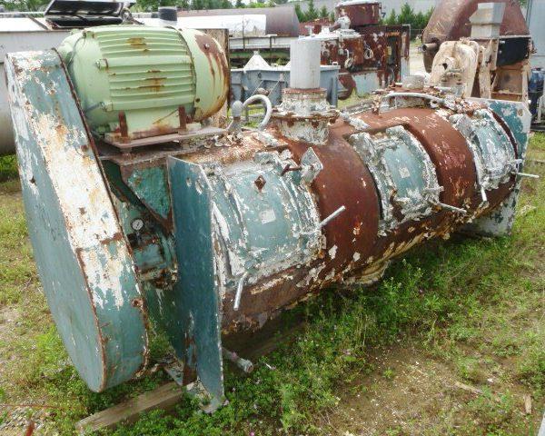 1200 Liter Littleford Cooling Mixer