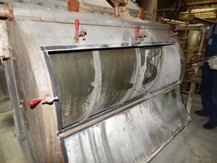 Dorr  Oliver 120 Tri Screen DSM Stainless Steel