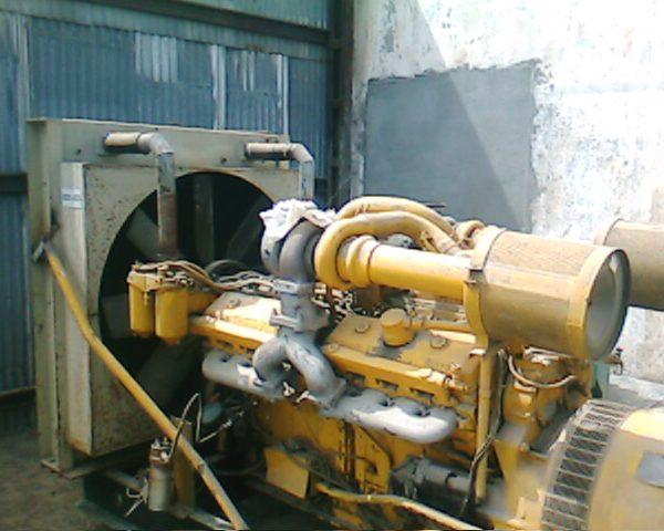 500 kW 440 V 60 Hz Detroit Diesel/Comdec Generator Set