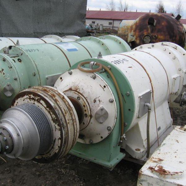 Westfalia CA656-001 650/380mm Bowl Dia Decanter Centrifuge