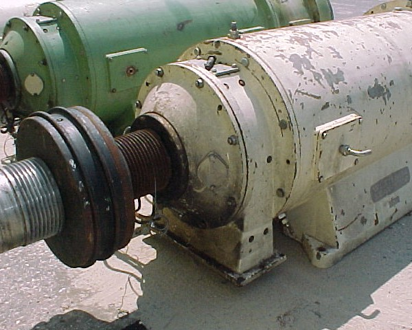 Westfalia CA656-001 316 Stainless Steel Separator