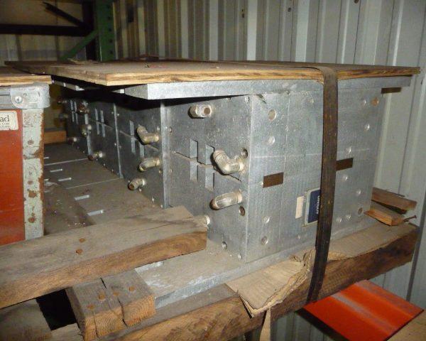 200 Oz. Uniloy 4-Cavity Mold