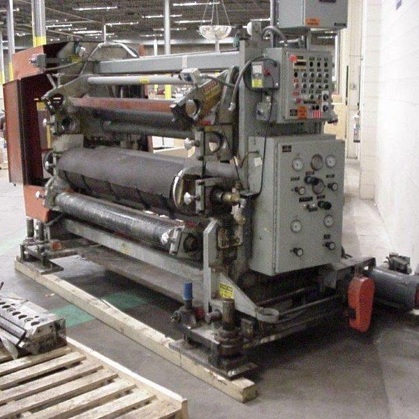 60″ Wide Lembo 2-Roll Laminator