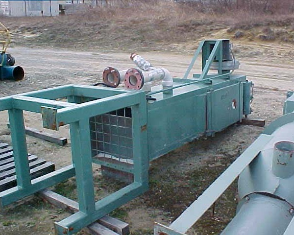 SQ FT DUST COLLECTOR HARDY 5000 CFM FAN