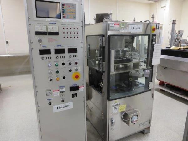 36 Station Kikusui Libra Tablet Press