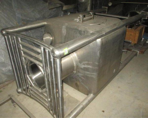 Matcon Stainless Steel Conical Storage Bin
