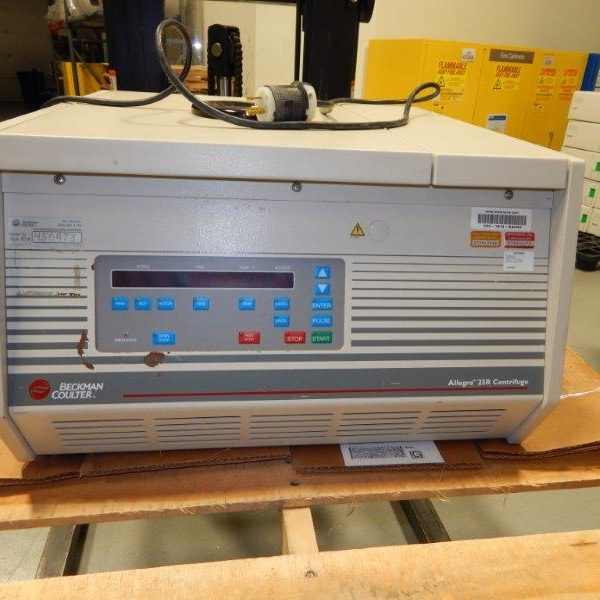 Beckman Coulter Allegra 25R Lab Centrifuge
