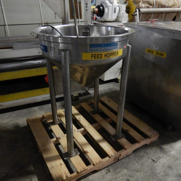 Buy and Sell Used Bins and IBCs | Perry Process Equipment UK