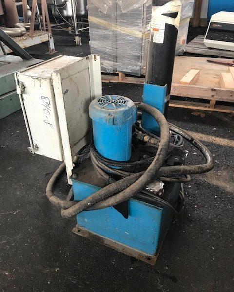 2 HP Hydraulic Pumping System