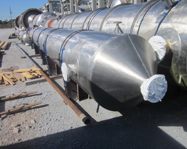 41″ Praj Ind, 9 psi, 304L Stainless Steel Scrubber