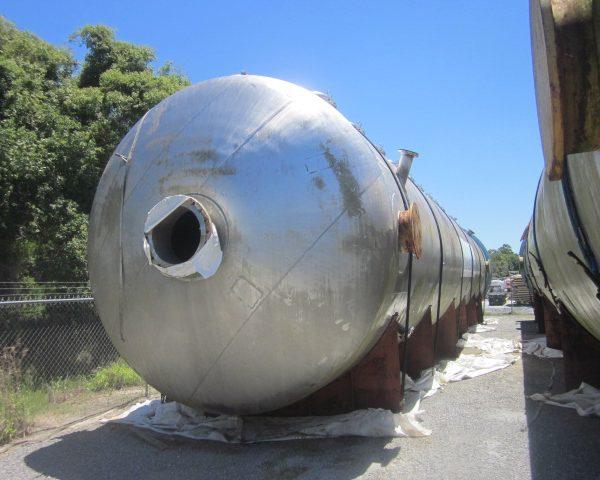 157″ X 70′ Praj Ind, 304L Stainless Steel Column