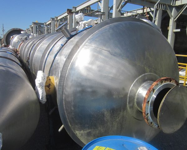 61″ X 41'6″ Praj Ind, 14 psi, 304L Stainless Steel Column