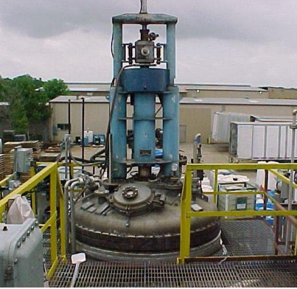 4.0 Sq. M. Rosenmund 316L Stainless Steel Filter/dryer
