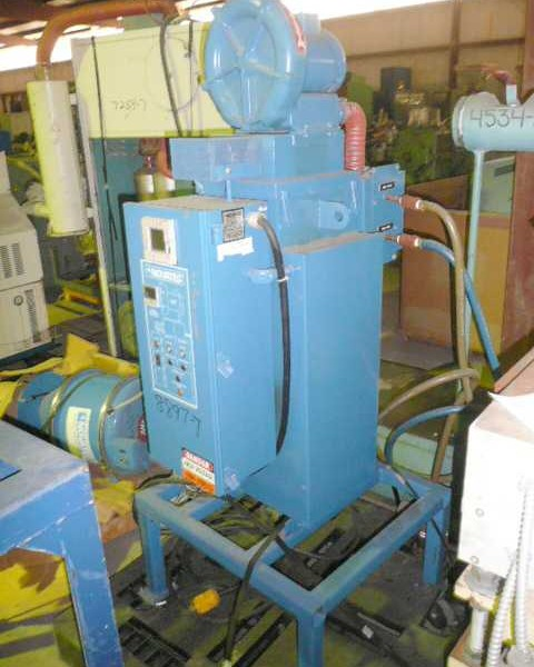 200 Lb. Novatec Model MD50S Desiccant Dryer
