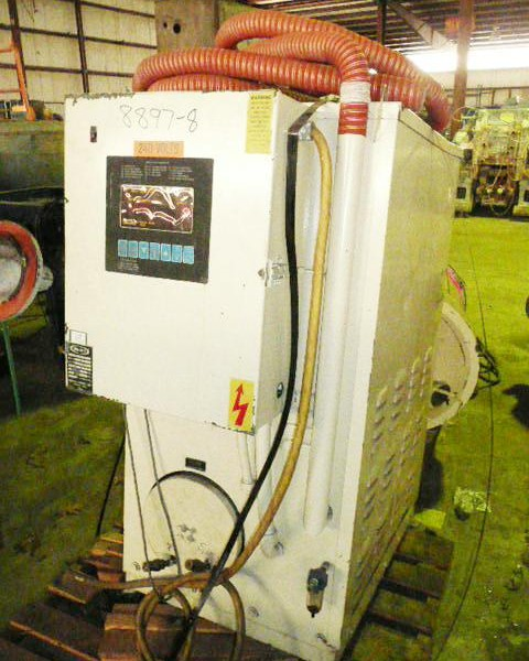 300 Lb. Una Dyn Model UDC50 Desiccant Dryer