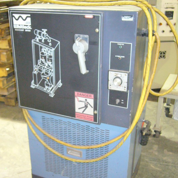 300 Lb. Whitlock Model SB60FRT Desiccant Dryer