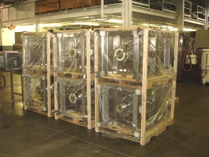 Meto Lift Model CBS-200-2 Stainless Steel Column Lifter/Blender