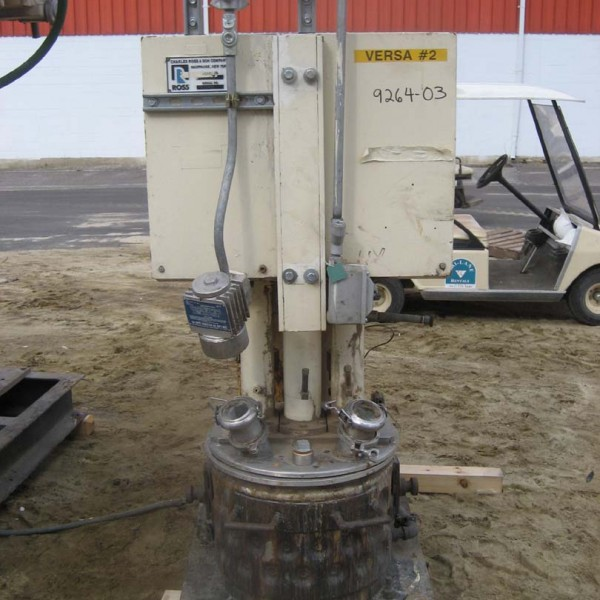 10 Gallon Ross Stainless Steel Homogenizer Mixer