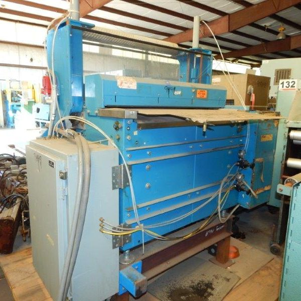 36″ Rosenthal Model WAS 3 UBV Sheeter