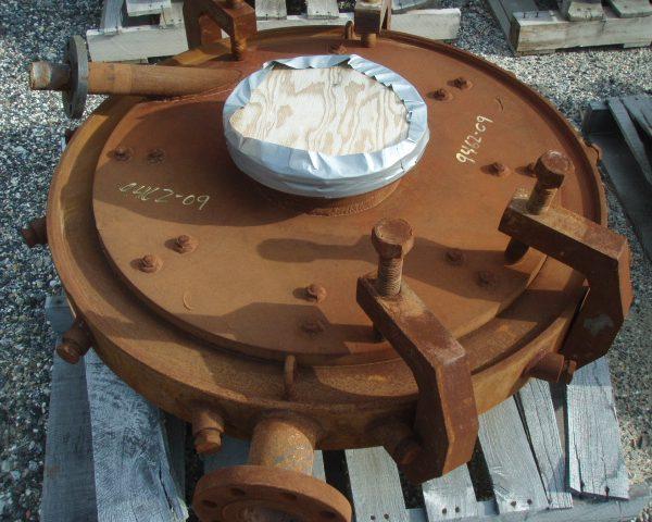 4000 CFM Sturtevant Steam Micronizer Fluid Energy Grinding Mill