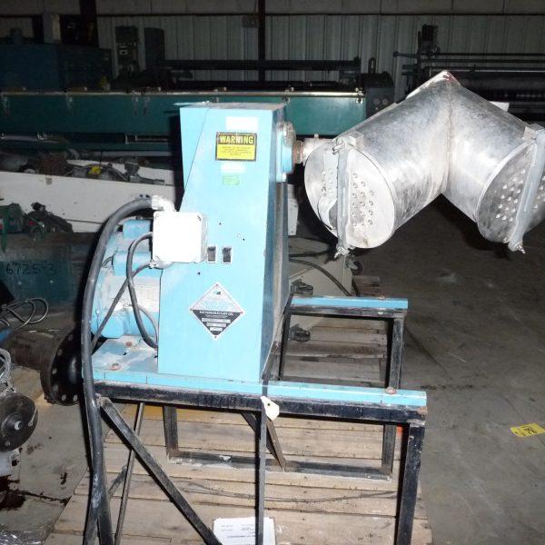 16 Quart Paterson Kelley Stainless Steel Laboratory Cross Flow Blender