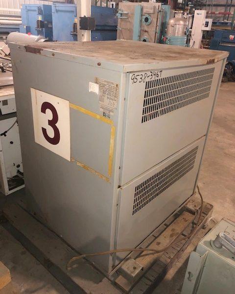 175 KVA Rex Step Down Transformer
