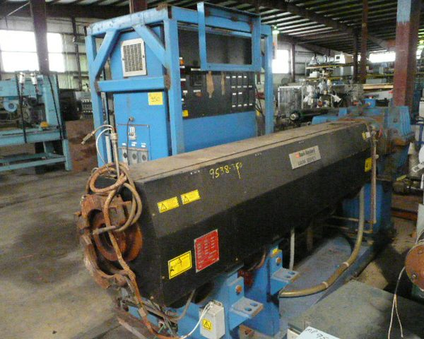 100mm Davis Standard Single Screw Extruder 26:1