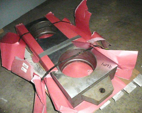 12″ Beringer Slide Plate Only