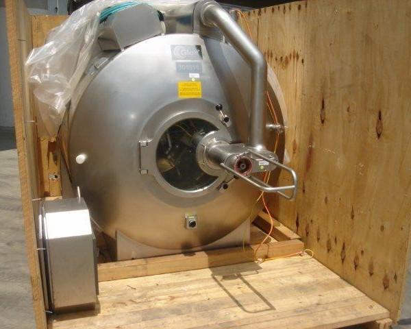 GLATT MDL GC1000 39″ COATER